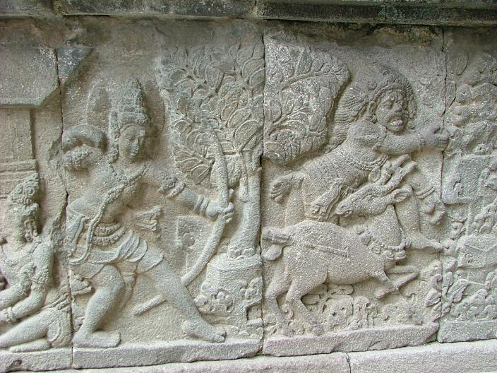 Rama and the golden deer