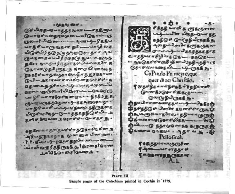 Doctrina Christam - 14 Nov 1579