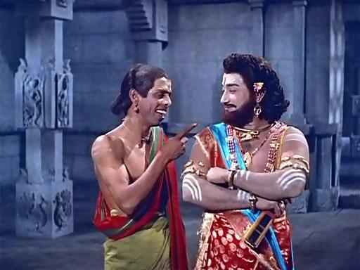 Darumi and Iraiyanar